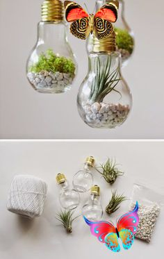30 Beautiful DIY Ways to Upcycle Lightbulbs Craft Project Ideas: 28 DIY Home Decor Ideas on a Budget<br> We've rounded up 30 beautiful DIY ways to upcycle lightbulbs into functional and aesthetic projects, these versatile pieces of glass belong anywhere...