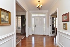 front doors with sidelights and transom - Google Search