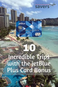 The enroll bonus on the Jet Blue Plus card can take you to some stunning plac. - Travel Tips Travel Tips, Travel Destinations, Travel Hacks, Credit Card Hacks, Credit Cards, Jet Blue Airlines, Buying A New Home, Diy Hacks, Journey