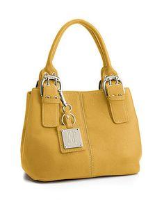 Tignanello Handbag Perfect 10 Small Leather Tote Handbags Accessories Macy S