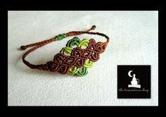 Romantic Macrame Bracelets, Bohemian handmade bracelets, colorful bracelets…