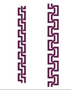T-3006[1] Motif Design, Border Design, Textile Design, Pattern Design, Print Design, Ethnic Patterns, Line Patterns, Embroidery Motifs, Embroidery Designs
