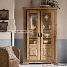 Casa rustica on pinterest puertas rustic farmhouse and - Alacenas rusticas ...