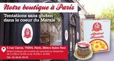Eat Gluten Free 5 rue Caron – Paris (4ème)