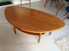 Retro salongbord Table, Furniture, Ideas, Home Decor, Decoration Home, Room Decor, Tables, Home Furnishings, Desks