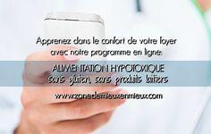 Photo Programme santé Alimentation hypotoxique Sans Gluten, Dairy, Program Management, Food