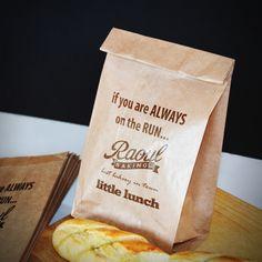 bag little lunch presentation
