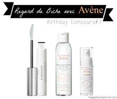Regard de biche avec Avène !! Birthday Concours#7