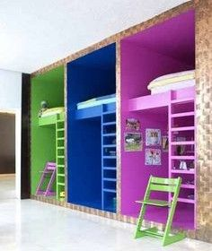 wow I want the kids room to be like this lol