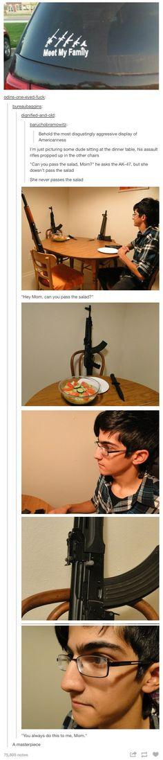 Meet the Gun Family