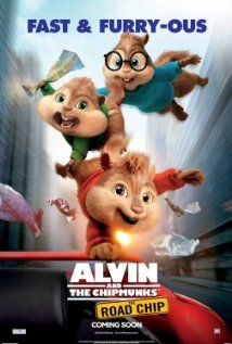 Alvin and the Chipmunks: The Road Chip (2015): Yeah, so I have kids. That's about the highlight of watching this.