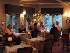 The Bavarian Inn, Shepherdstown, WV:  Dining at The Bavarian Inn will have you feeling like you're in a quaint, European village. The restaurant features German and American specialities - Courtesy of The Bavarian Inn