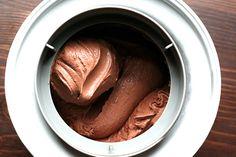Chocolate Lovers' Chocolate Ice Cream, dark, rich, cream and sugar-free