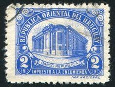 URUGUAY - CIRCA 1960