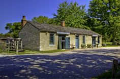 Webb Blacksmith Shop, Nauvoo IL