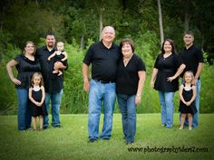 Jennifer--here is our next family picture--with the dogs sitting in front of their family!!!