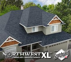 Best Asphalt Shingles Roofing Systems And Black On Pinterest 640 x 480