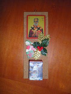 Νηπιαγωγός από τα πέντε...: ΗΜΕΡΟΛΟΓΙΑ ΓΙΑ ΜΙΑ ΤΕΛΕΙΑ ΧΡΟΝΙΑ!!!-ΙΔΕΕΣ ΑΠΟ ΤΟ ΔΙΑΔΙΚΤΥΟ... Calendar, Frame, Blog, Christmas, Painting, Decor, Art, Picture Frame, Xmas