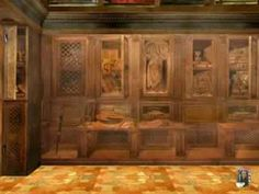 "The ""Studiolo"" of Federico da Montefeltro  (Ducal Palace, Urbino) in Virtual Reality.This video shows the realization of a sophisticated interactive and multimedial application made by the Physics Laboratory of the University of Urbino ""Carlo Bo"", Italy. This computer-application has been programmed in order to show a virtual 3D reconstruction of the entire Studiolo of the Duke Federico da Montefeltro (1422-1482): the fantastic small inlayed room located in Frederico's Ducal Palace in…"