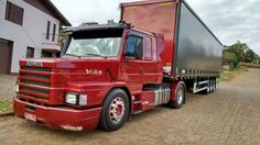 Scania 142H. Brazilië. 1988.