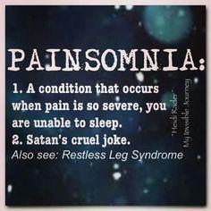 Painsomnia