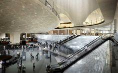 Kuwait International Airport | Foster + Partners