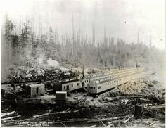 https://www.facebook.com/photo.php?fbid=194853797238540 James N Angie Miller Cherry Valley Logging Company Camp on Stillwater Hill. — in Stillwater, WA, United States.