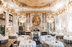 World's most extravagant restaurants