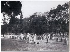 South African Military History Society - Journal - THE ANGLO-BOER WAR RENOVATION PROJECT The renovated British/Imperial military plot in the Church Street Cemetery, Pretoria