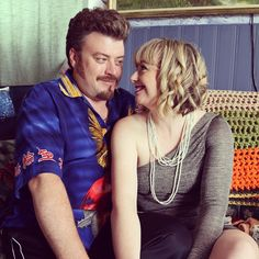 Ricky  Lucky  Lucy Trailer Park Boys. Time to get greasy.