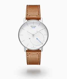 Can A Fitness Tracker Disguised As A Swiss Watch Solve The Problem Of Wearables? | Co.Design | business + design
