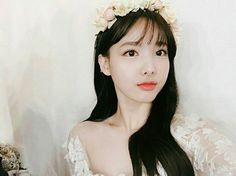 Nayeon Selca Twice Once Bias Twicetagram JYP entertainment Beautiful Cute Linda Adorable 2016