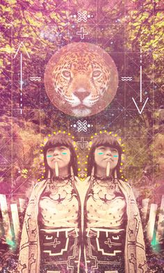 Shipibo by Alexiacas , via Behance