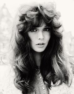 70S Hairstyles Amusing Valerie Van Der Graaf  Beauty Pinterest  70S Hairstyles