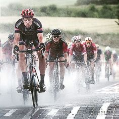 What a wet wet race! Sterzlmtoer by Wouter Roosenboom