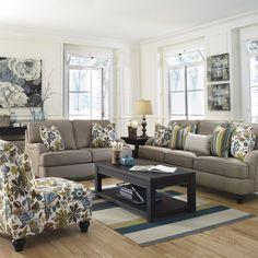 Hariston | Living Room Set – Adams Furniture
