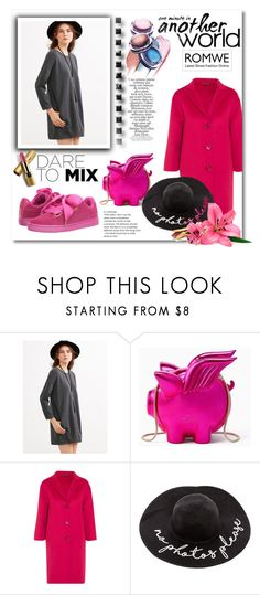 """Untitled #591"" by beautiful-723 ❤ liked on Polyvore featuring Kate Spade, Gucci, Puma, Zimmermann and Avon"