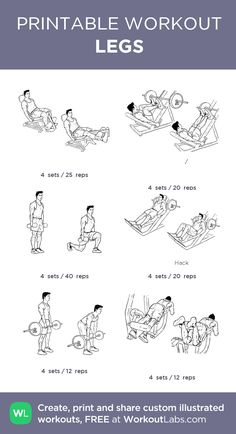 Long for workout plans? Then see these brilliant exercise workout plans routine ref 3288169260 immediately. Leg Workouts For Men, Workout Plan For Men, Workout Routine For Men, Gym Workout Tips, Dumbbell Workout, Workout Schedule, Fun Workouts, Weekly Workouts, Workout Plans