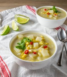 Recipe: Thai-Style Corn Chowder — Weeknight Dinner Recipes from The Kitchn | The Kitchn