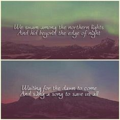 Northern Lights-Thirty Seconds To Mars