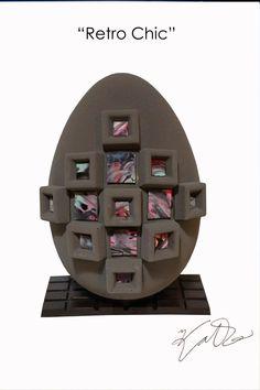 """Kate Weiser """"Retro Chic"""" Easter Egg                   .#KWEasterEggHunt"""