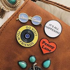 #almostfamous #gypsywarrior pins