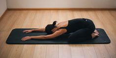 These Six Simple Yoga Poses Can Help You Ease Anxiety #yoga #anxiety