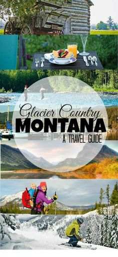 The ultimate guide to Montana's colourful seasons | glaciermt.com