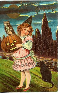 Happy Halloween 1st everyone