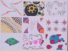 :: Creative Principles [Elements and Principles of Art] :: art lessons for middle school, obviously what I missed back then by being so verbal!