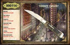 2014 Releases | Great Eastern Cutlery