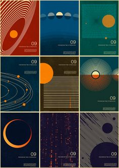 InternationalYearOfAstronomy2009-Posters-600px