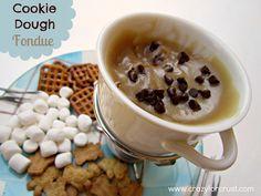 Cookie Dough Fondue - Crazy for Crust
