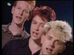 "DEPECHE MODE ""Everything Counts"""